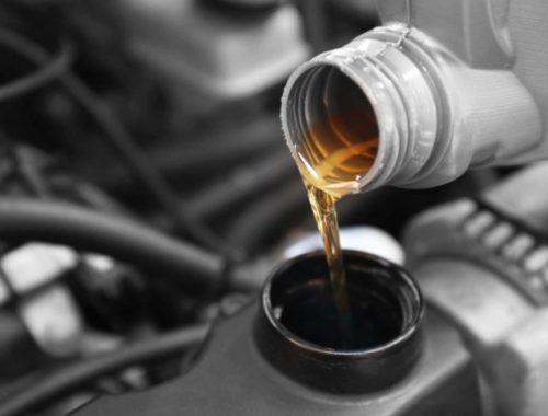 Motor olaj adalék