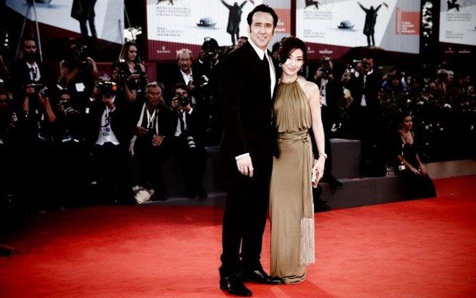 Alice Kimm, Nicolas Cage harmadik felesége.